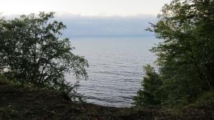 Lave view, Presque Isle