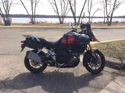 2014 Suzuki V Strom DL 1000