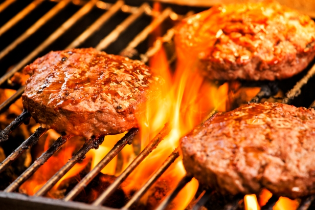 Barbecue Burgers